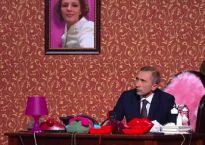 Камеди вумен - Первая женщина-президент России