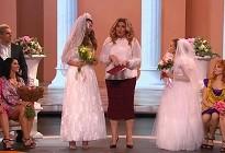 Comedy woman Как невесты воюют в загсе фото